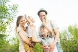 Spaß mit der Familie