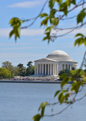 Thomas Jefferson Monument, Washington DC