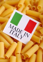 pasta di grano duro fatta in Italia
