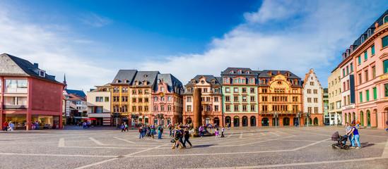 Domplatz Mainz, Altstadt,