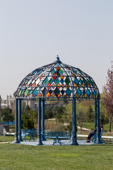 Mirador park in Europe