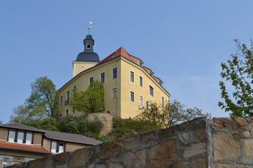 kasteeltje aan de Elbe