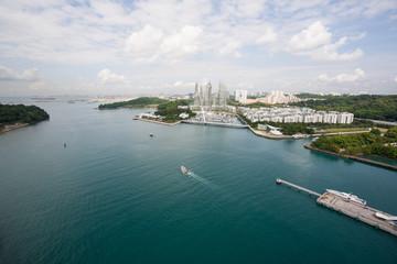 Coastal areas of Singapore