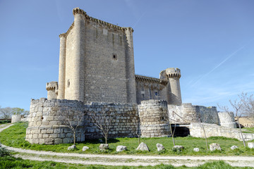 Castle of  Villafuerte of Esgueva