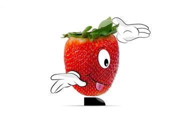 Erdbeere 1