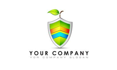 Logo template ecology