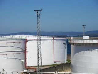Coruña industrial