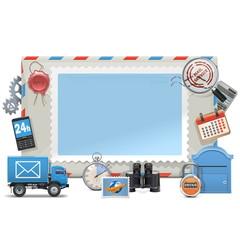 Vector Mail Board