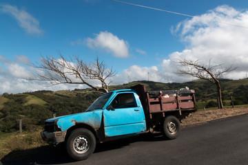 Vieille voiture, Costa Rica