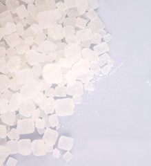 A group of rock sugar