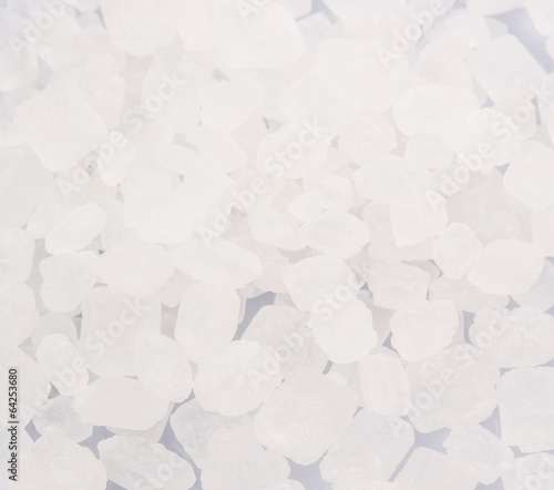 A group of rock sugar