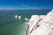 The Needles Isle Of Wight England UK
