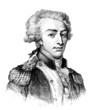 Marquis de Lafayette - begining 19th century