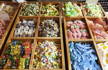 Gummy candy market