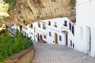 Calle Calacetas, Setenil
