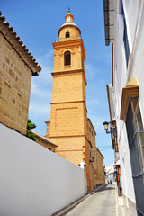 Iglesia de San Carlos el Real, Osuna, Andalucía, España