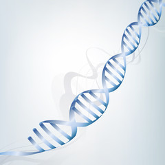dna abstract light white colour background