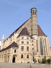 The church in Vienna