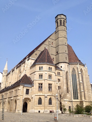 The church in Vienna