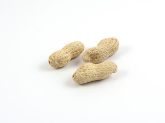 peanuts isolated