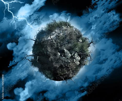 Global storm