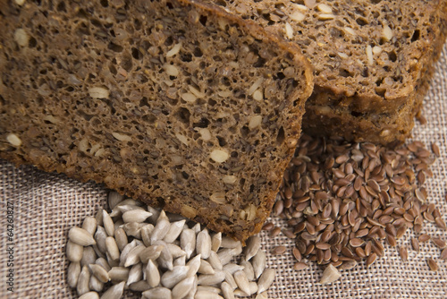 Whole grain bread