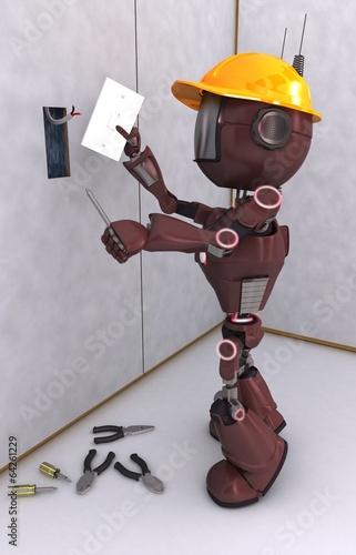 Robot Electrician