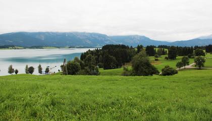 Баварский пейзаж