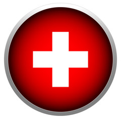 Red cross icon