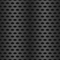 Repeatable metal, carbon texture