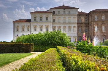 Royal palace of venaria reale
