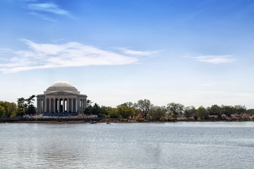 Tidal Basin Jefferson Memorial