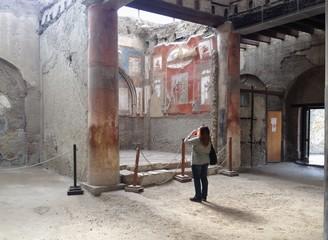 il sito archeologico di Paestum