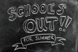 School's out - 64265851