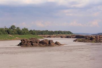 Mekong River Ubonratchathani Thailand3