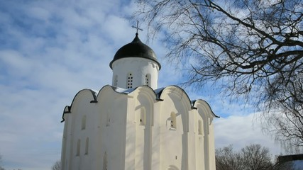 The Fortress Of Staraya Ladoga