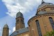 Liebfrauenkirche (Onze-Lieve Vrouwekerk) in HELMOND/Niederlande
