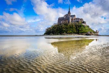 Le Mont-Saint-Michel - Frankreich