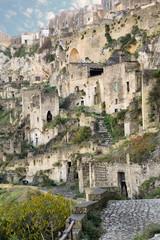 Sassi in Matera, Italy: the lost city - a UNESCO site