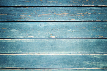 Wooden blue texture