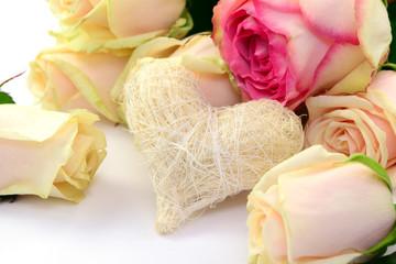 Blumen, Herz
