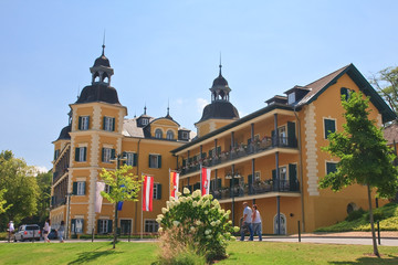 Hotel Falkensteiner Schlosshotel Velden. Resort Velden am Worthe