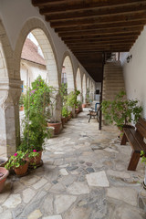 monastère de Chrysorrogiatissa