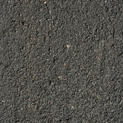surface a new asphalt road way