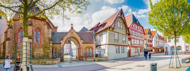 Bensheim Altstadt (Heilig Geist Hospital)