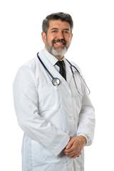 Hispanic Doctor Smiling