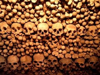 Skull Wall Cemetery