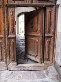 Old door in Palermo