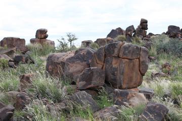 Felsen in Afrika