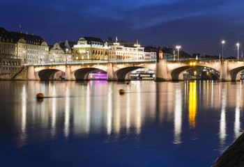 Mittlere Brücke Basel